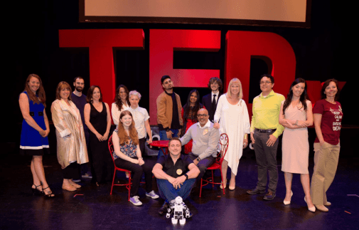 TEDx Thunder Bay's speakers