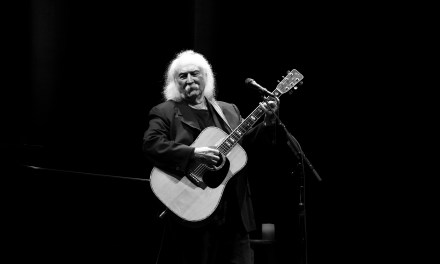 Unflawed, Fluid, and Ultimately Beautiful: An Evening with David Crosby