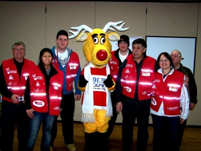 Operation Red Nose — Volunteer Service Offers Free Rides Home During the Holidays