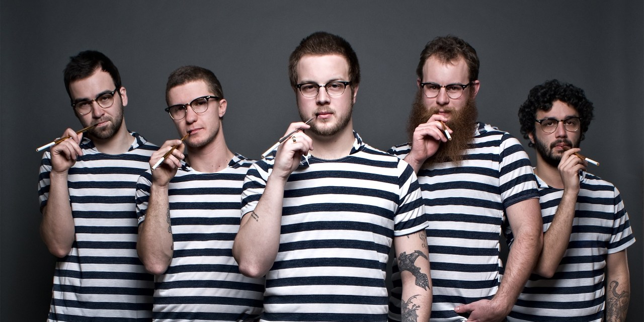Copacetic Strangeness — Protest the Hero to Perform at Crocks