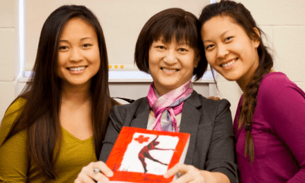 Mei — One Woman's Gift to her Daughters