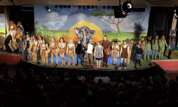 Paramount Live Presents The Lion King Jr.