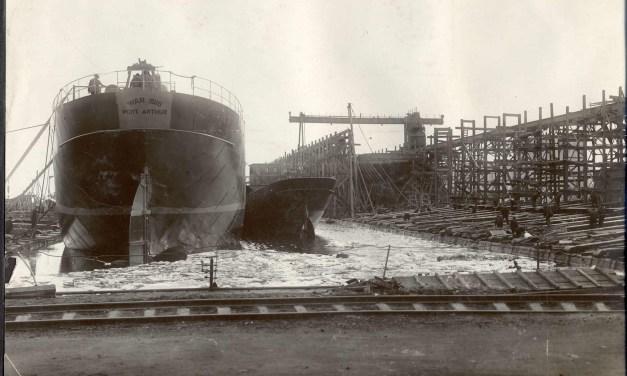 Shipyard Gala: Industrial, Raw, and Beautiful