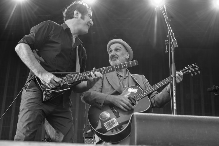 Rheostatics—they played their first show in Winnipeg 30 years ago and their performance at Interstellar was a triumphant return