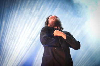 Dazzling and mesmerizing—Father John Misty