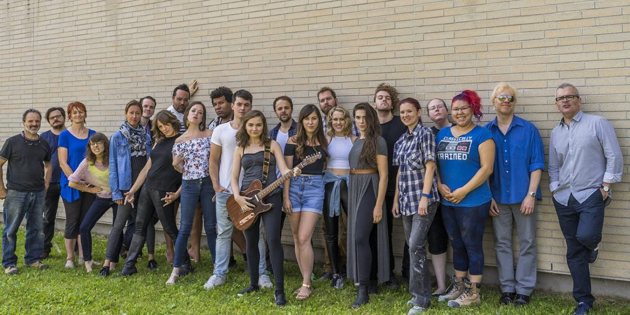 Magnus Theatre Announces All-star Cast for We Will Rock You