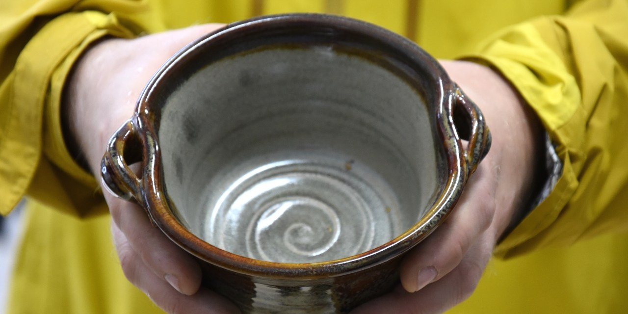 Share a Meal…Help Fight Hunger at Empty Bowls, Caring Hearts
