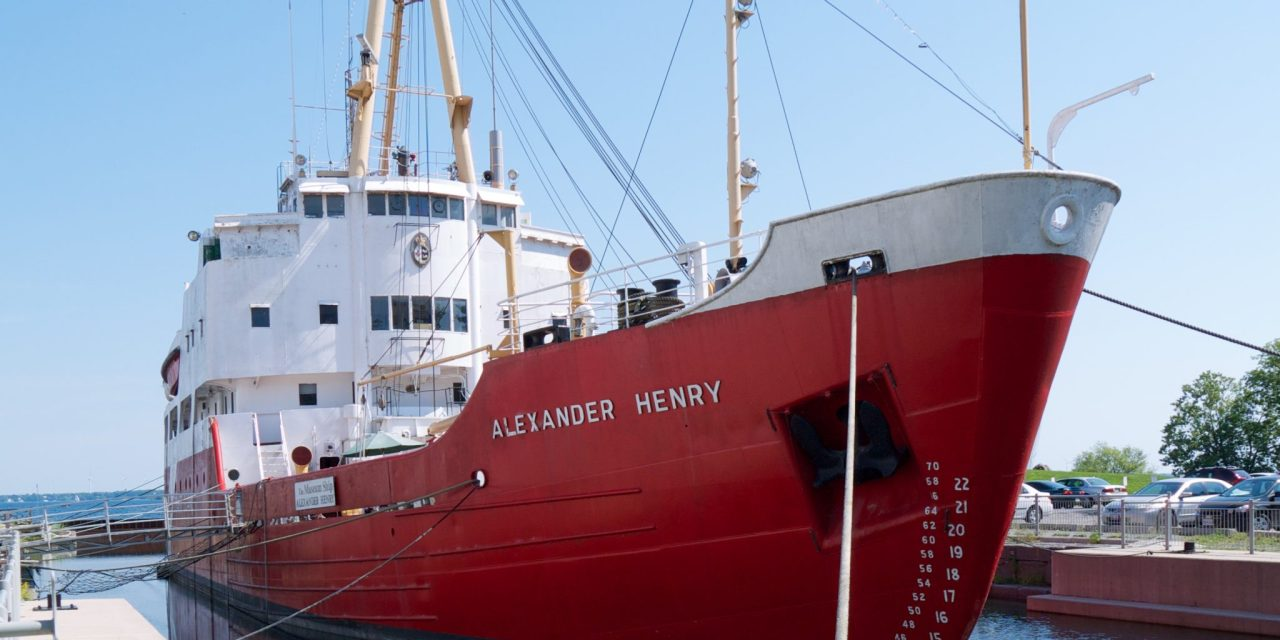 Welcome Home – The Alexander Henry