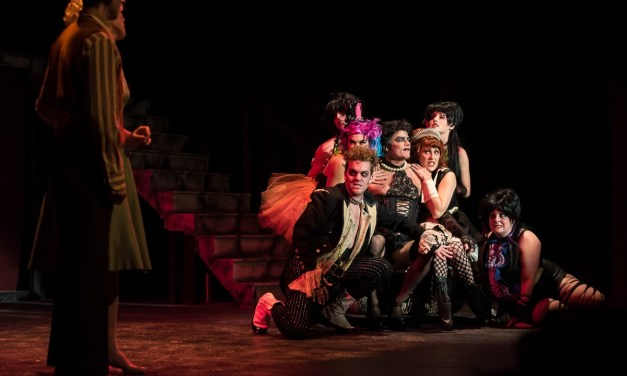 Give Yourself Over to Absolute Pleasure — The Rocky Horror Show