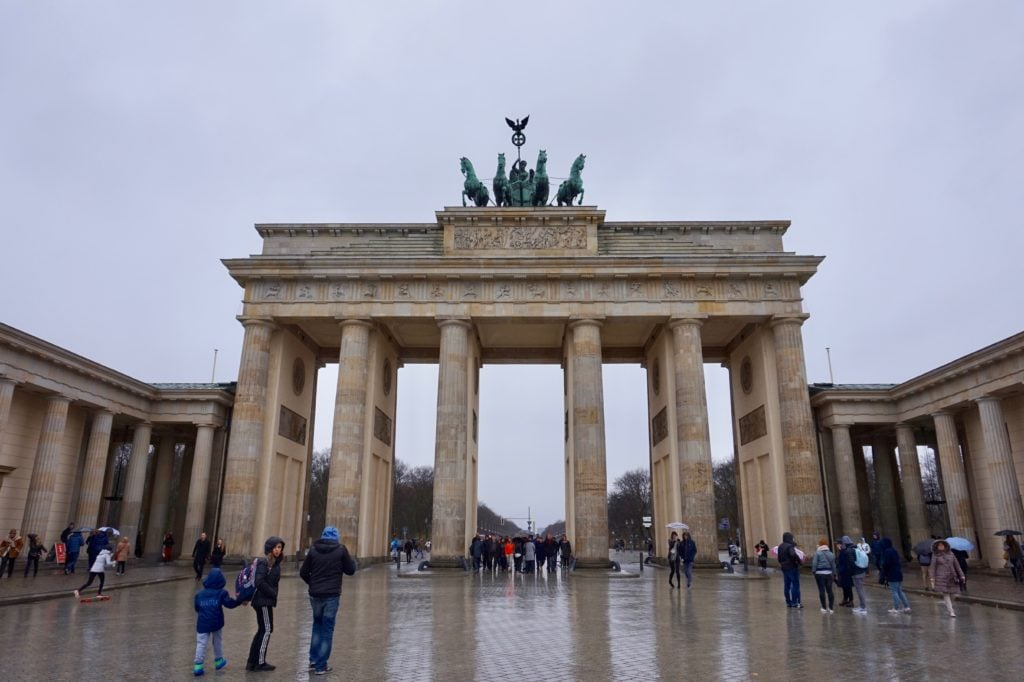 Brandenburg Gate | 23 Sites to See in Berlin, Germany