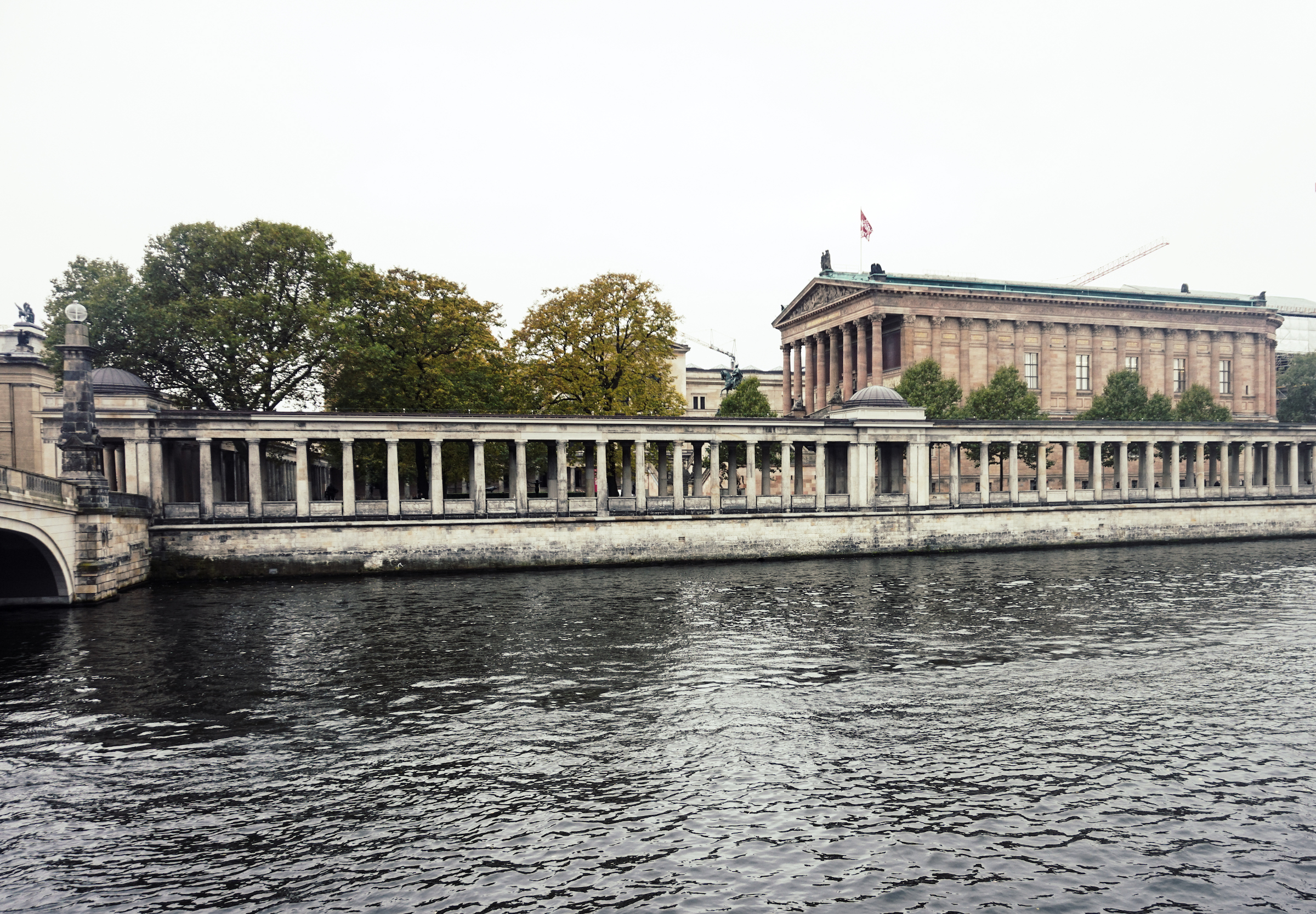 View of Museum Island • 23 Sites to See in Berlin, Germany | The Wanderful Me