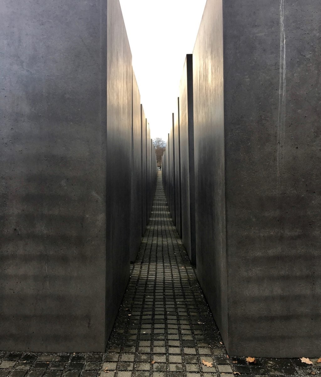 Steles - Holocaust Museum | 23 Sites to See in Berlin, Germany