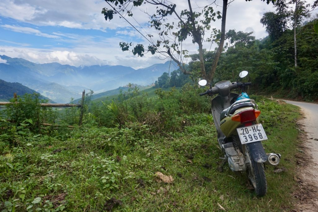 Motorbiking Around Sapa • Top 10 Experiences to Have in Vietnam | The Wanderful Me