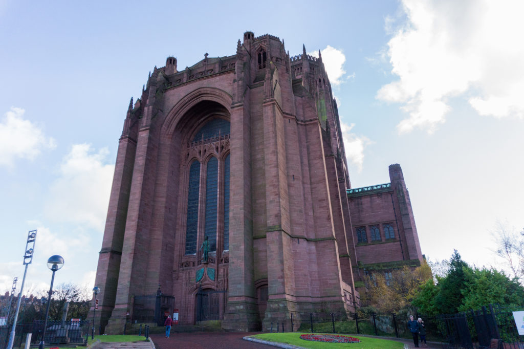 Britain's Largest Cathedral • The Largest Cathedral in Britain: The Liverpool Cathedral | The Wanderful Me