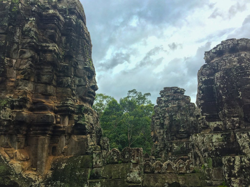Bayon Temple • Remarkable Tips to Make Traveling to Cambodia Easier | The Wanderful Me