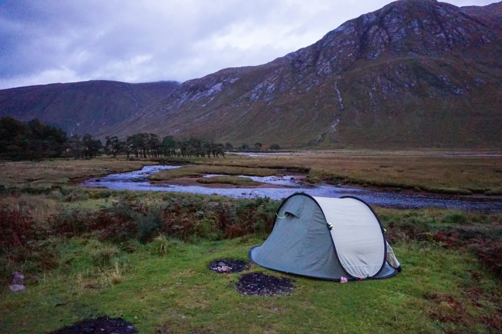 Discovering the Wild Side of Wild Camping in Scotland | The Wanderful Me