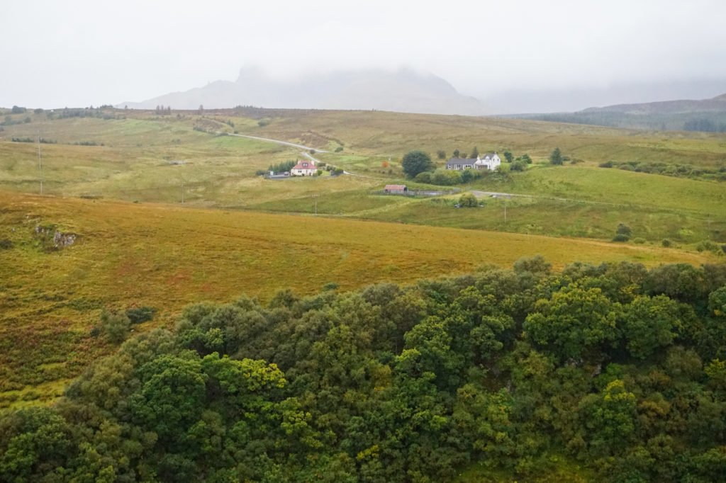 Scotland Countryside •3-Day Tour to Skye, The Highlands, and Loch Ness | The Wanderful Me