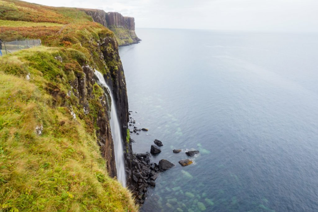 Kilt Rock & Mealt Falls •3-Day Tour to Skye, The Highlands, and Loch Ness | The Wanderful Me