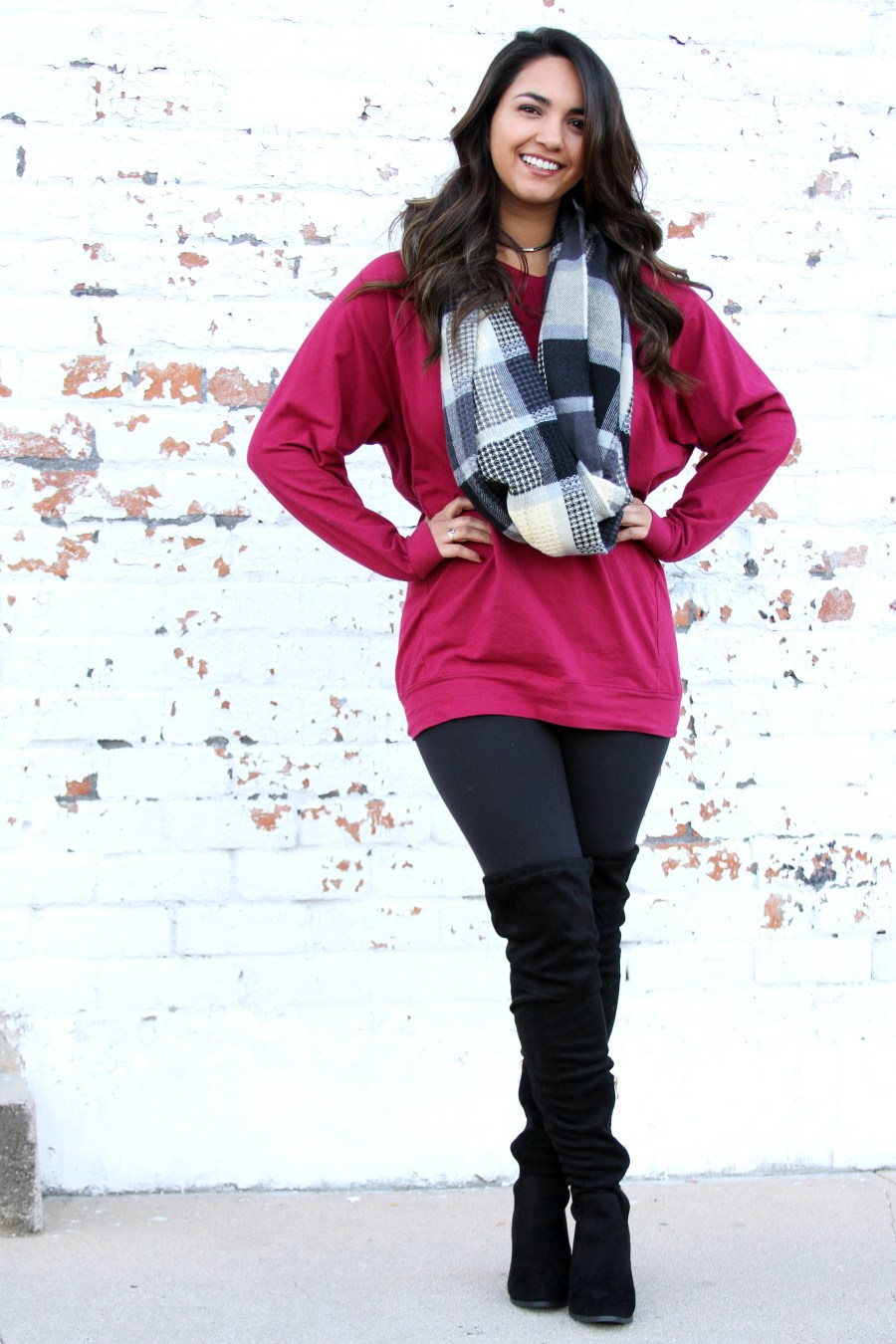 The Mint Julep Wine Slouchy