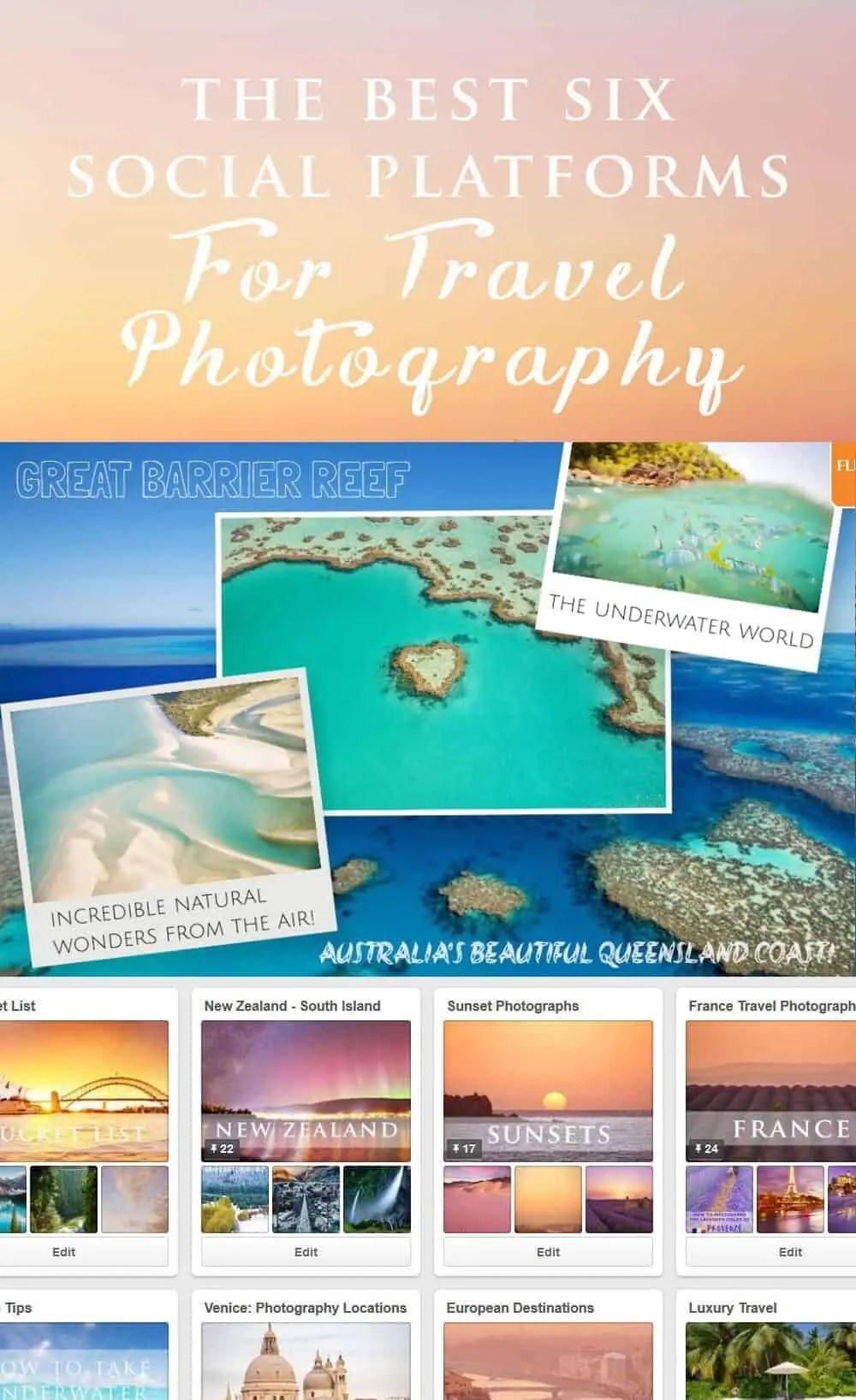 The Best Social Media Platforms for Travel Photography - www.thewanderinglens.com