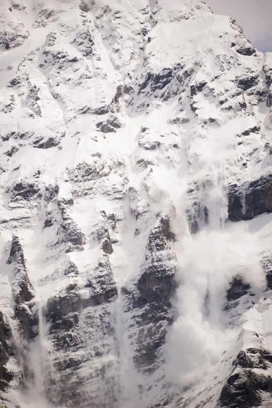 Switzerland Avalanche by The Wandering Lens