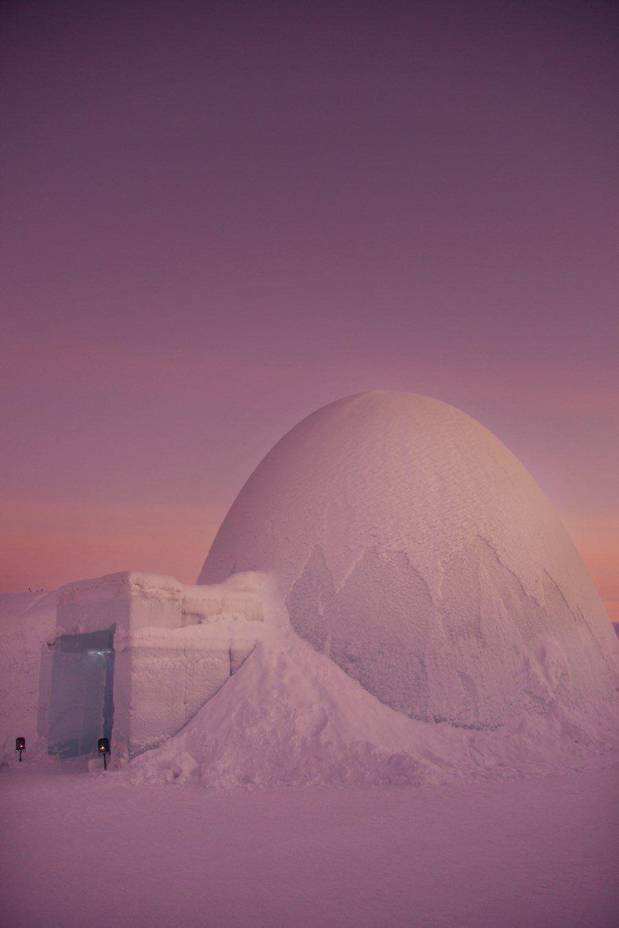 Kiruna, Swedish Lapland photography locations