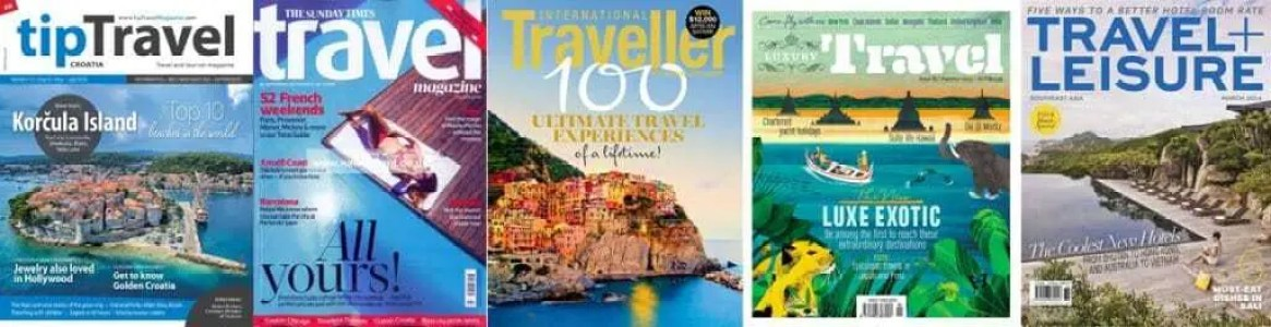 How to become a Travel Photographer - Travel Magazine
