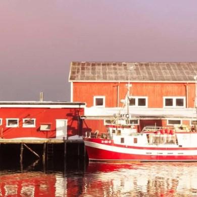 Hattvika Lodge Lofoten Islands Norway by The Wandering Lens