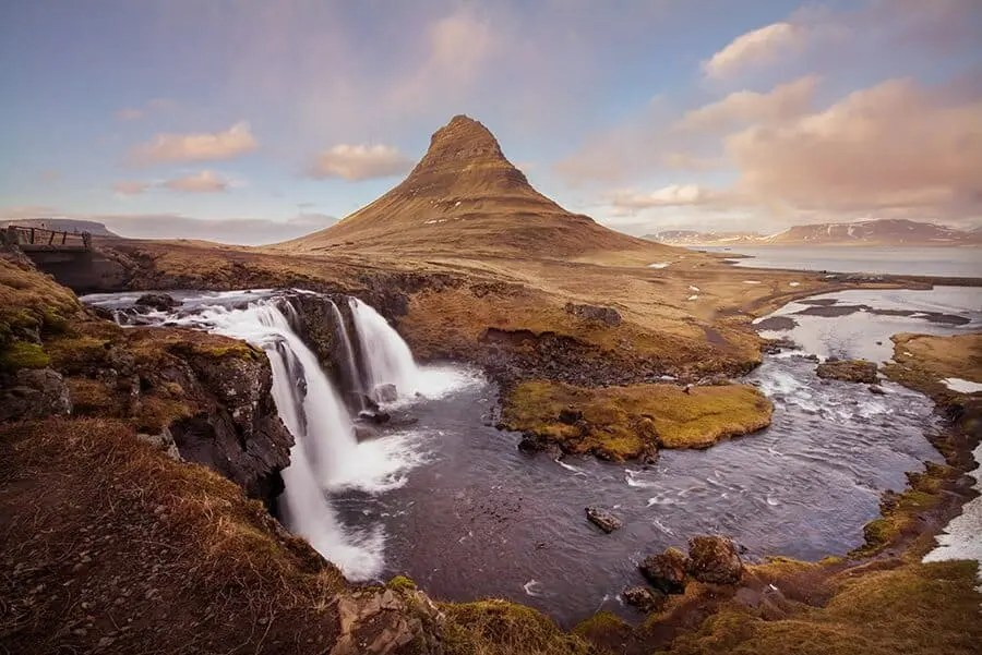 Iceland photography locations - Kirkjufell, Snaefellsnes