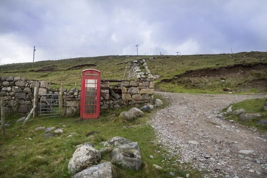 Mangersta Bothy, Isle of Lewis Outer Hebrides, Scotland