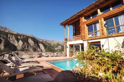Saint-Veran Hotel Alta Peyra