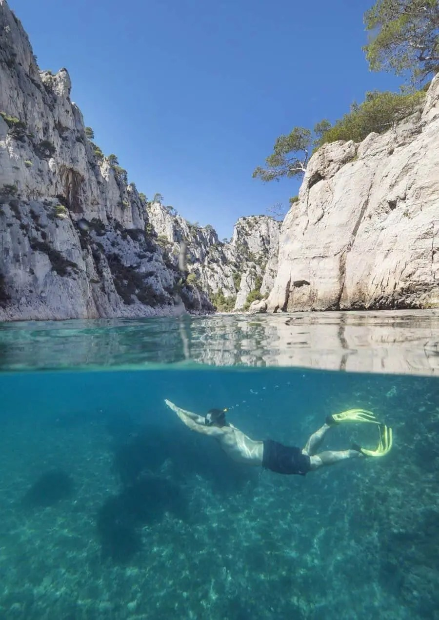 Underwater Photography settings and photo tips
