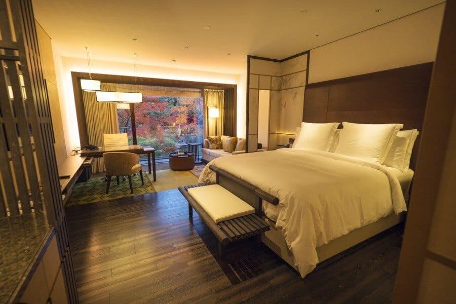 Four Seasons Kyoto, Japan Visual Hotel Review