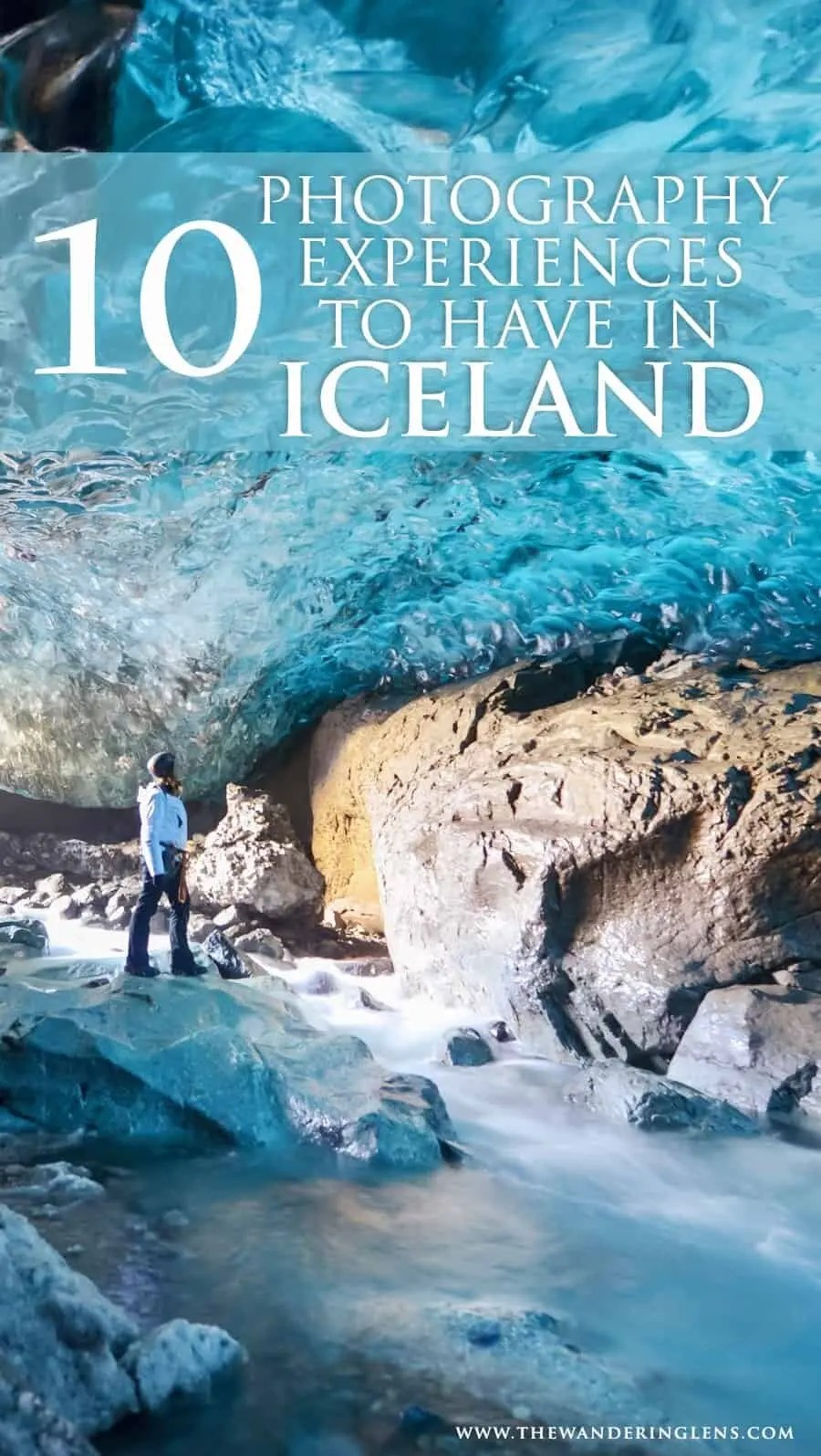 Iceland photography locations and experiences, a guide to the best things to do in Iceland