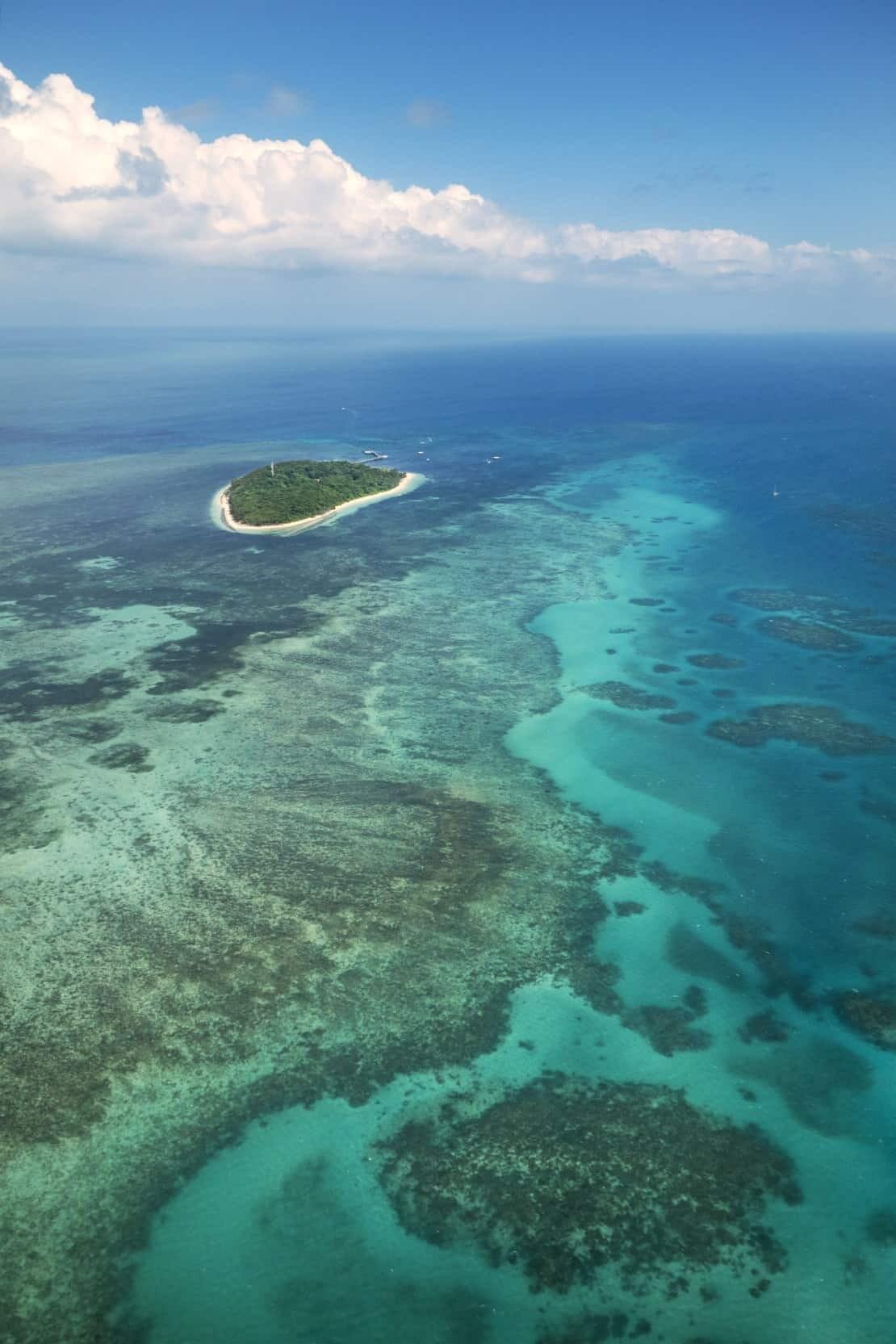 Green Island, Cairns Australia, Great Barrier Reef.