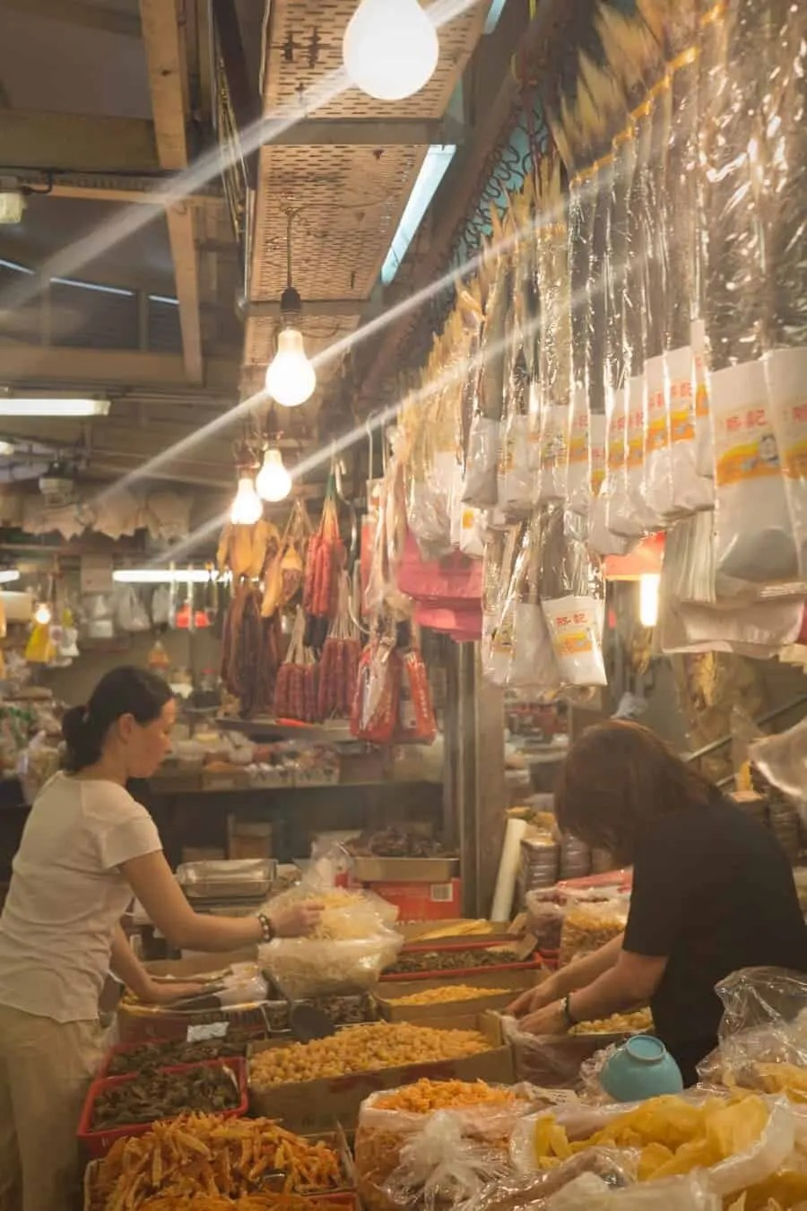 Red Market Macao - Macao photo spots