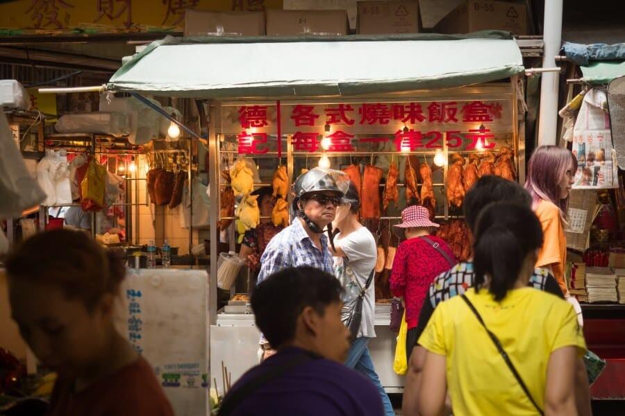Macao markets - Macao photo spots