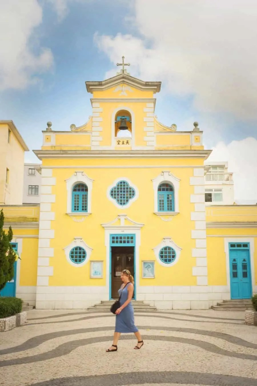 Coloane Macao - Macao photography locations