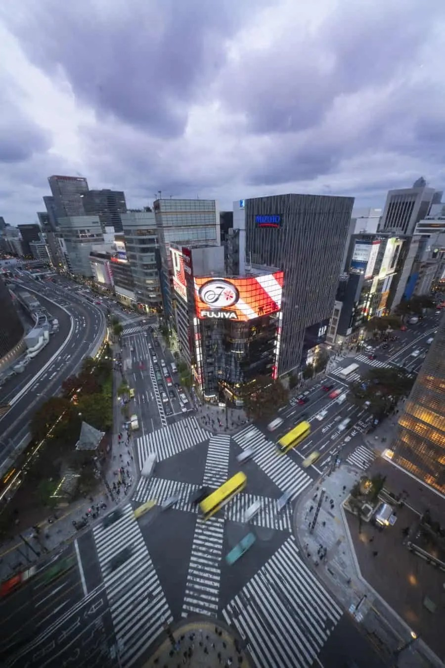 Tokyu Plaza Ginza, Tokyo Photography Locations - A Photographer's Guide to Photo Spots in Tokyo