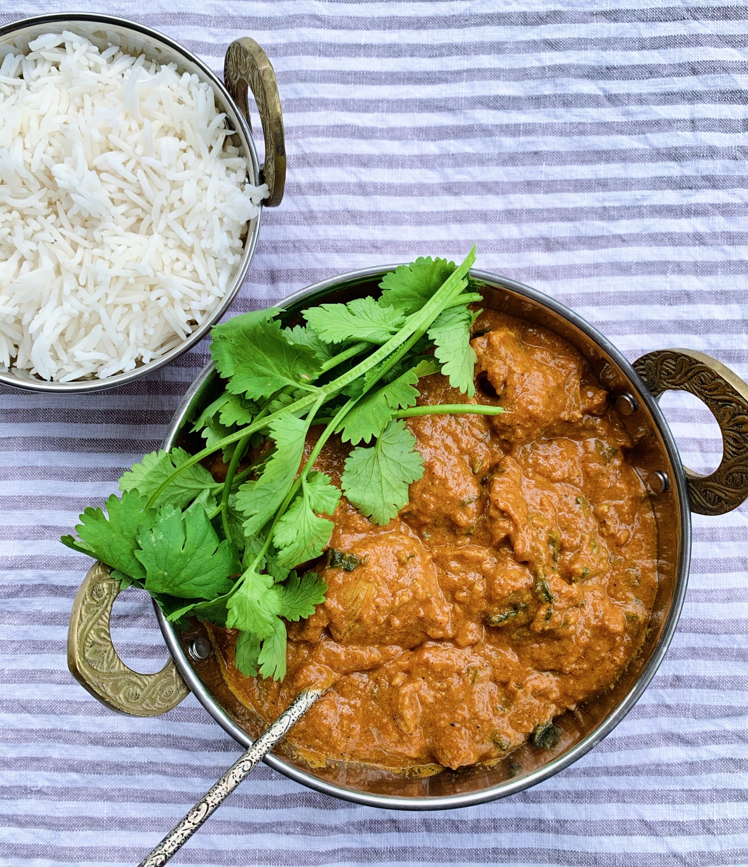 Authentic Indian Butter Chicken Curry The Wandering Matilda Recipes