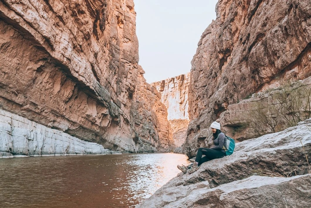 how to get to big bend national park