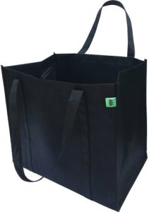 Reusable grocery bags for RV storage
