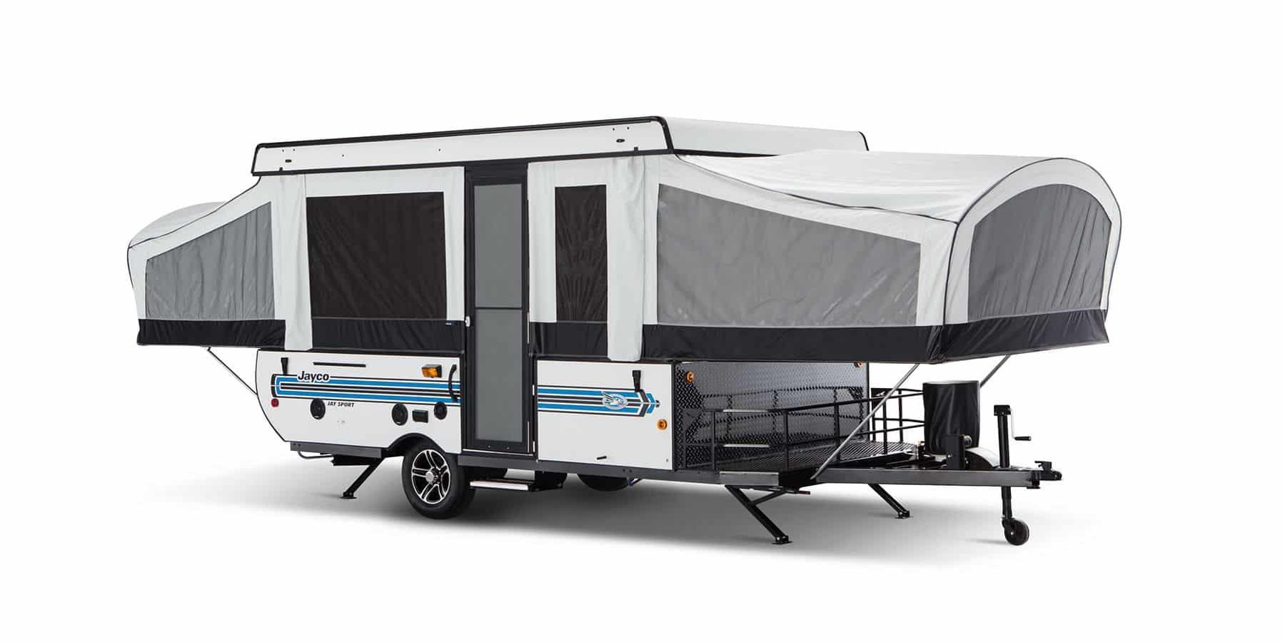 Jay Sport Pop Up Camper