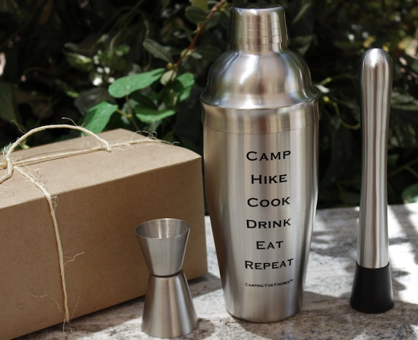 Camping Cocktail Shaker