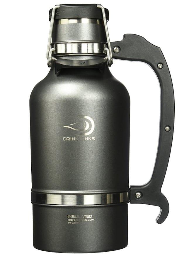 Vacuum Insulated Stainless Steel Beer Growler