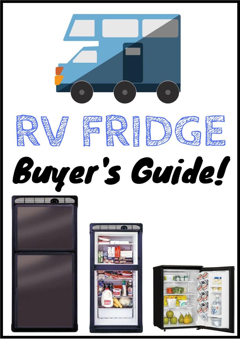 RV Refrigerator Buyers Guide