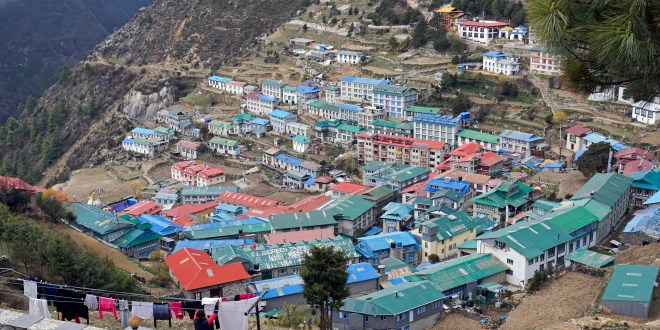 Everest Base Camp Trek:  Day 3 – Rest Day in Namche Bazaar