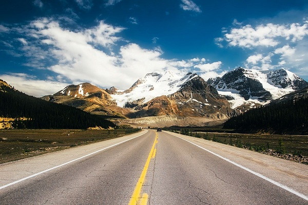road trips to Canada