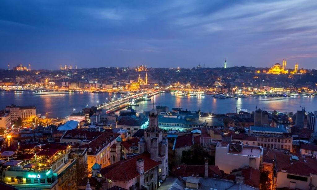 Famous Places in Istanbul City