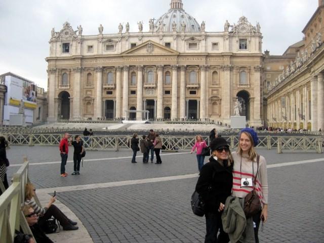 Travel Blogger, Vatican City, Italy